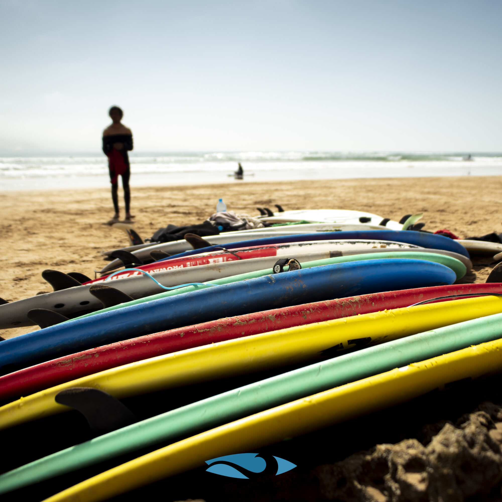 surf material rental Morocco