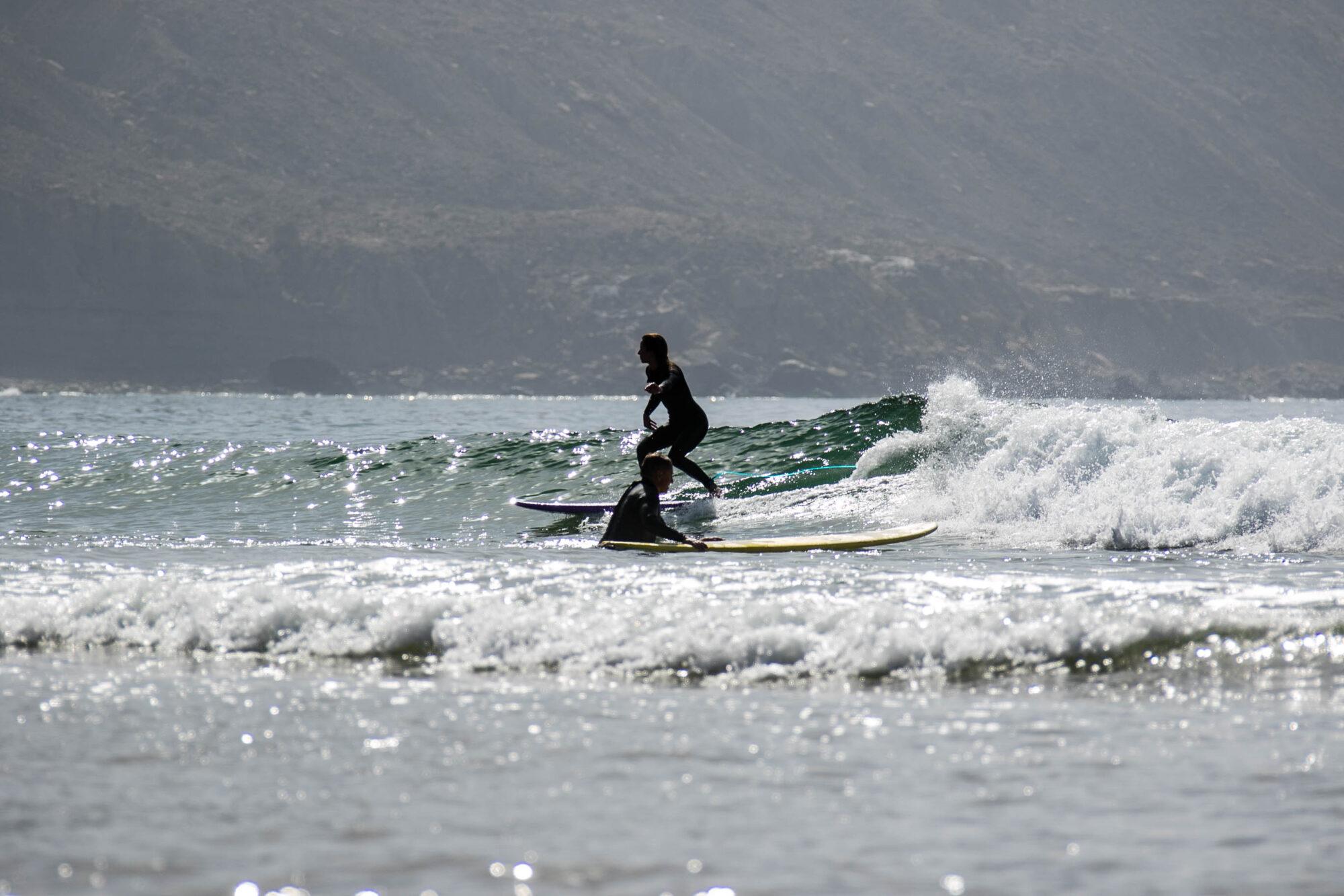 Adventure surf morocco